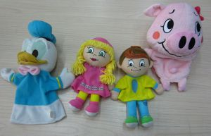 Finger Puppet Collection