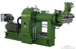 Single Screw Hot Feed Rubber Extruder Machine/Extrusion Machine pictures & photos