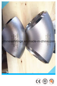 Stainless Steel Fitting 316ti Schedule 10s 40s Std Seamless Elbow pictures & photos