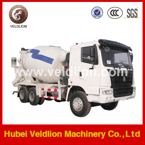 HOWO 6X4 Mixer Truck with Good Quality pictures & photos