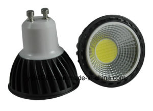 New Arrival 220V 110V GU10 5W Dimmable LED Spotlight pictures & photos