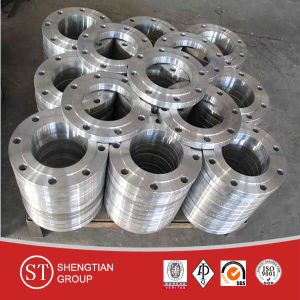 Stainless Steel Pipe Fitting Flange pictures & photos