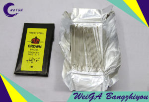 Crown Hand Sewing Needle Stainless Steel pictures & photos