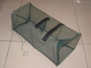 Fishing Crawdad Minnow Fishing Trap Cast Net 50*22*22 Cm (HD0773)
