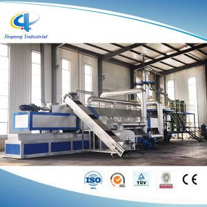 New Design Waste Tyre Continuous Pyrolysis Plant with EU Standard pictures & photos