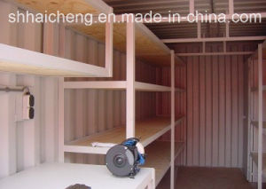 Container Storage with Four Floor Racks (shs-fp-special010) pictures & photos