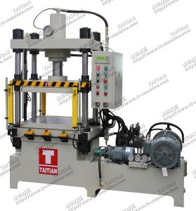 Four Column Hydraulic Press (TT-SZ40T) pictures & photos
