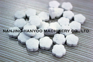 GMP Certified Rotary Type Candy Pill Tablet Press Machine Tablet Maker Tablet Compression pictures & photos