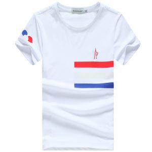 Cheap Custom Hot Wholesale Cotton Men T- Shirt 2017 pictures & photos