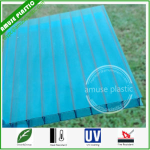 Wall Panel Plastic Building Material PC Board Polycarbonate Sheets Promotion pictures & photos