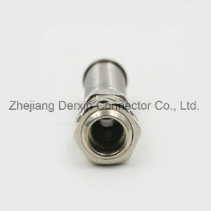 M12-M25 UL IP68 Spiral-Bend-Proof Metal Cable Gland pictures & photos