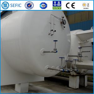 Low Pressure Industrial Cryogenic Liquid Oxygen Tank (CFL-20/0.6) pictures & photos