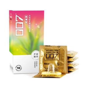 12PCS Feel Thin Condom with Plant Extracts Aloe Condom Latex Rubber Condom Loving Condom pictures & photos