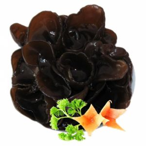 Edible Black Fungus/Dried Tree Black Fungus Mushroom pictures & photos