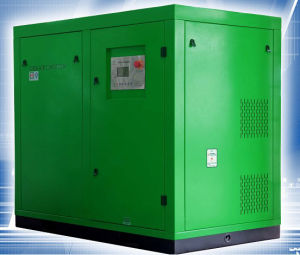 Oil Free Screw Air Compressor 7.5kw 1.15m3/Min 8bar pictures & photos