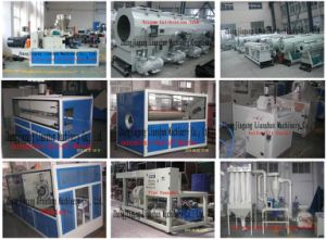 CE/SGS/ISO9001 PVC Pipe Line With The Diameter 75-160mm pictures & photos