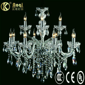 Modern Luxury Crystal Chandelier (AQ10805-L8+4) pictures & photos