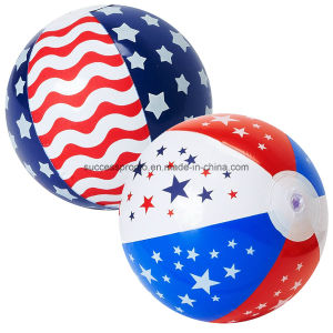 China Wholesale Inflatable Beach Ball with Logo Printing pictures & photos