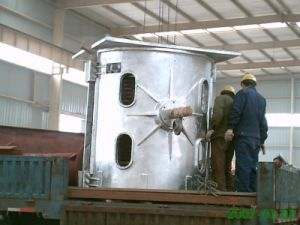Steel Scrap Foundry Furnace pictures & photos