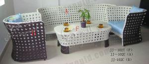 Outdoor Furniture, PE Rattan Furniture, (JJ-102TC) pictures & photos
