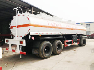 Full Tank Trailer with Dolly