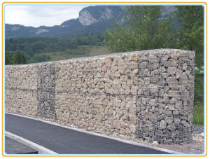 Anping Peaceful Factory River Gabion Wall Manufacturer pictures & photos