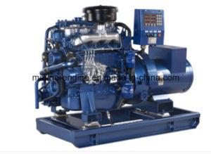 30kVA/24kw Weichai Diesel Marine Generator with D226b-3CD Engine pictures & photos