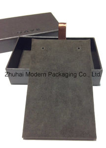 Necklace Box/Rigid Cardboard Necklace Box/Jewelry Set Box pictures & photos