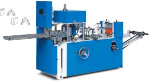500-600 Sheets/Mins Napkin Folding Paper Machine with Embossed Function pictures & photos
