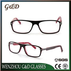 New Design Popular Acetate Eyewear Eyeglass Optical Glasses Frame 41-011 pictures & photos
