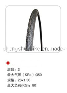 Black Bike Tires (CS-TY151) of Very Good Quality pictures & photos