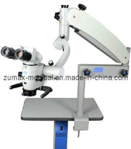 LED Surgical Microscope With Stereo Coobservation Device (OMS2350) pictures & photos