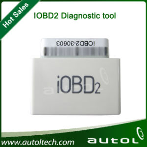 Xtool Iobd2 Code Reader Support All OBD II/Eobd Vehicles Used on Ios/Android with WiFi/Bluetooth pictures & photos