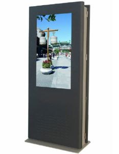 55inch Outdoor Double Sided LCD Display pictures & photos
