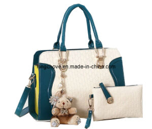 New Fashion PU Designer Ladies Handbags (KCH115-1) pictures & photos