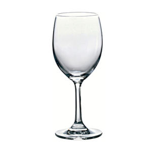 340ml Lead-Free Wine Glass Goblet (Mouth Blown)