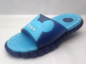 Cool High Elasticity Rubber Beach Slippers (21iw1721) pictures & photos