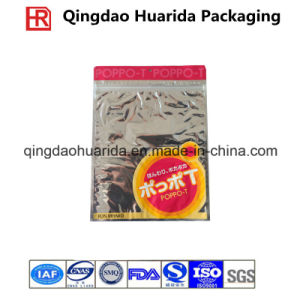 Plastic Ziplock Garment Packaging Bag with Customized Logo pictures & photos