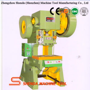 J23-25t Power Press with Mechanical Drive