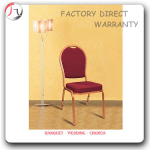 Durable Red Fabric Model Aluminum Chair (BC-16) pictures & photos