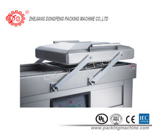 Double Chamber Vacuum Packing Machine (DZQ-4002SA) pictures & photos