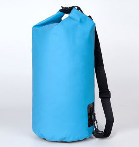 Fashionable Outdoor Sport Waterproof Camping Bag with 10L