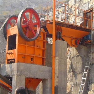 High Crushing Ratio Rock Jaw Crusher with Best Price pictures & photos