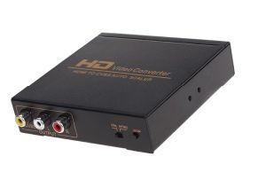 HDMI to AV Cvbs (Composite) Converter pictures & photos
