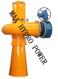 10kw Volute Axial Flow Small Mini Hydro Turbine for Irrigation pictures & photos
