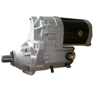 Starter Motor 1-81100-239-0 for Denso Isuzu 6SD1 pictures & photos