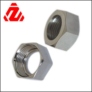 M3-M22 Stainless Steel Pipe Nut pictures & photos