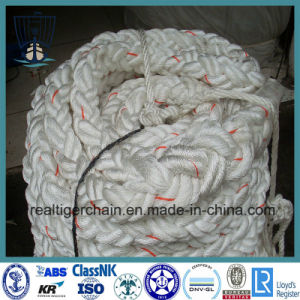 Polyester Rope / Mooring UHMWPE Mooring Rope pictures & photos