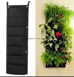 Pocket Planter Bag for Garden and Home Decoration pictures & photos