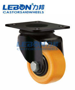 Light Duty PP Wheel Caster with Double Ball Bearing
